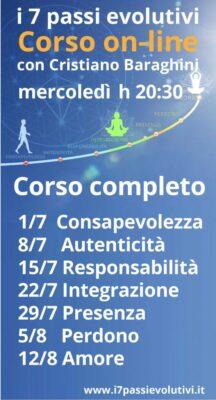 Corso on-line Completo 7 PASSI EVOLUTIVI